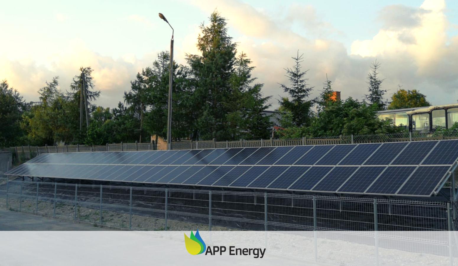 instalacja paneli słonecznych w Kraśniku