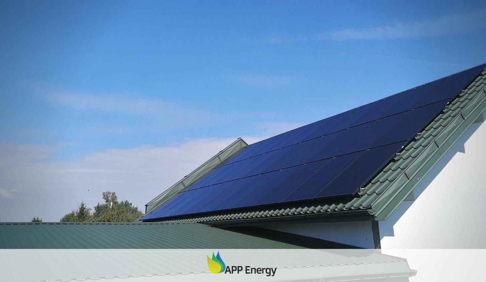 app energy instalacja fotowoltaiczna zamontowana w województwie lubelskim