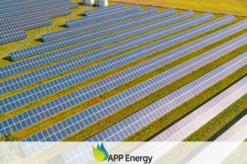 farma fotowoltaiczna w Lublinie wykonana przez APP Energy